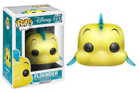 POP Little Mermaid - Flounder