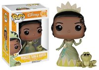 Princess and the Frog: Tiana and Naveen (Funko POP)