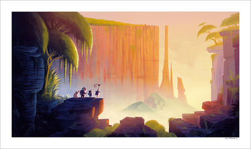 Tepui by Lou Romano (Up)