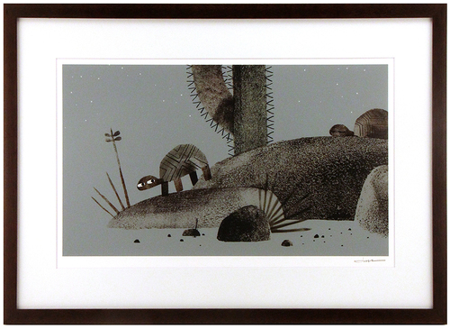 We Found A Hat - Page 38-39, Jon Klassen