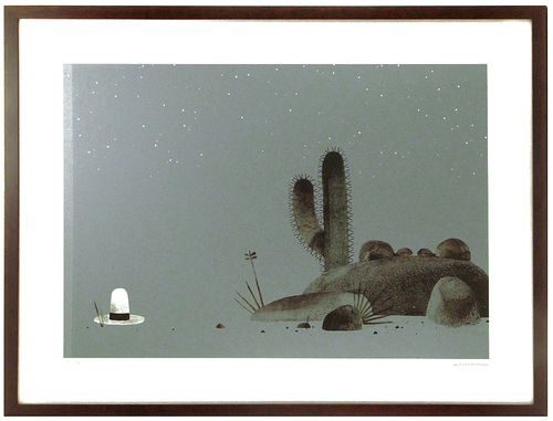 We Found A Hat - Page 50-51 (large), Jon Klassen
