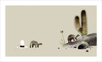 We Found A Hat - Page 18-19, Jon Klassen