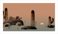 We Found A Hat - Page 24-25 (LARGE), Jon Klassen