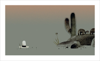 We Found A Hat - Page 30-31, Jon Klassen