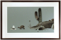 We Found A Hat - Page 40-41 (large), Jon Klassen