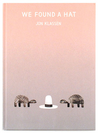 We Found A Hat, Jon Klassen