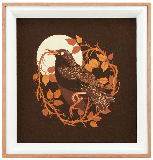 Moon Pallor Thicket, Teagan White