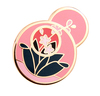 Pink Orchid Pin, Kevin Stanton