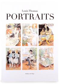 100 Portraits, Louis Thomas