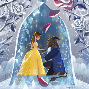 Be Our Guest: An Art Tribute to Disney's Beauty And the Beast