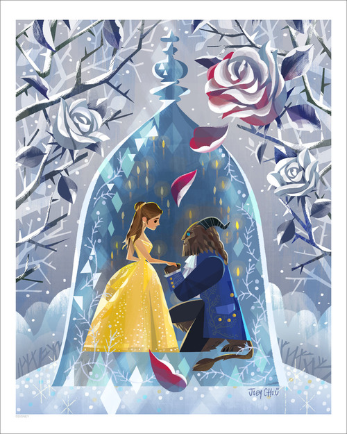 The Enchanted Love (PRINT), Joey Chou