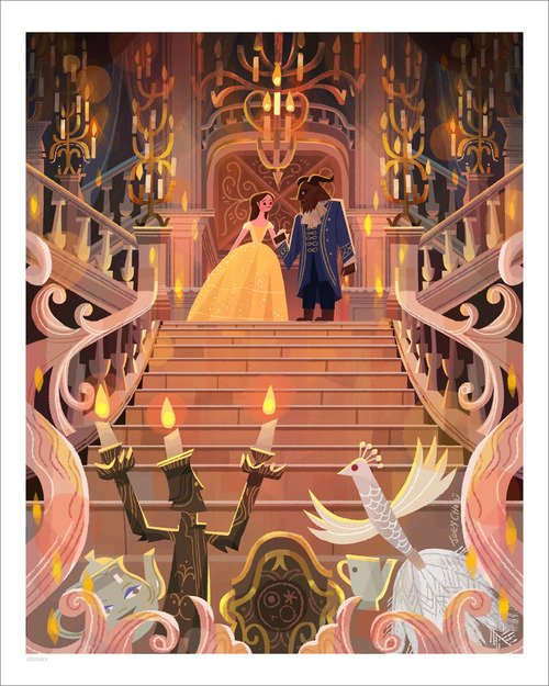 Be Our Guest (PRINT), Joey Chou