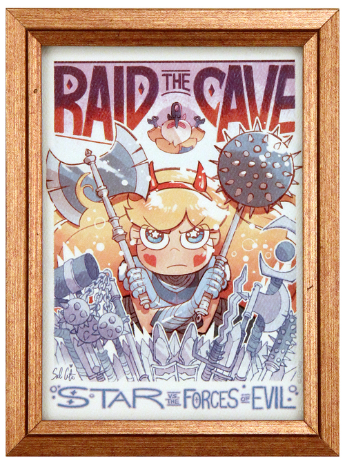 Raid the Cave (FRAMED), Sabrina Cotugno