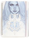 Little Book White Sketchbook Vol. 2, Mark Brooks