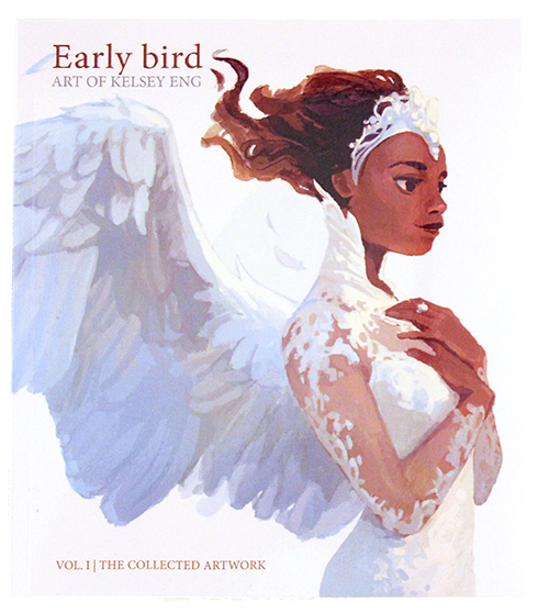 Early Bird: The Art of Kelsey Eng, Kelsey Eng