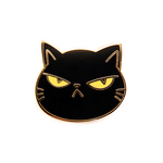 Negini Black Cat (enamel pin), Shouri