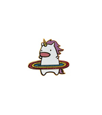 Work It, Unicorn! (enamel pin), Henry Hsu