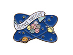 Science Matters Pin