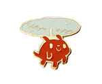 Scott C. Lapel Pin (Disburst), scott c