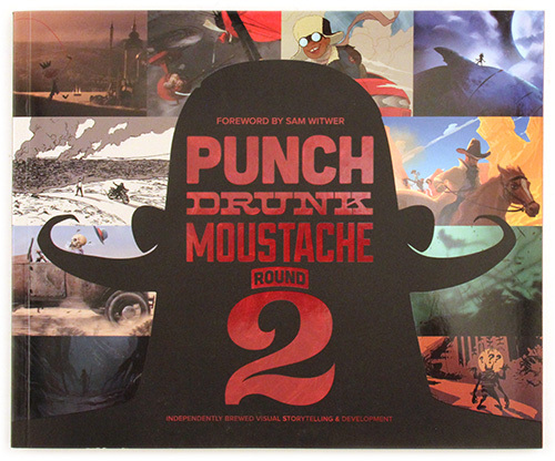 Punch Drunk Moustache Round 2