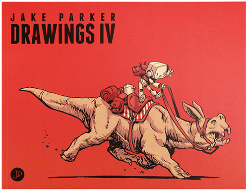 Jake Parker Drawings IV, Jake Parker