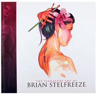 The Signature Art of Brian Stelfreeze, Brian Stelfreeze