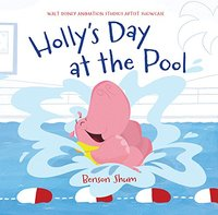 Holly's Day at the Pool, Benson Shum