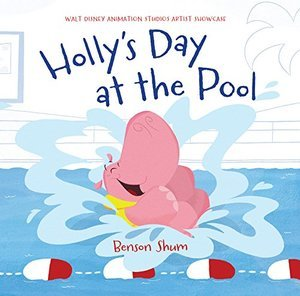 Holly's Day at the Pool: Benson Shum Exhibition/Signing