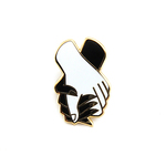 Hold Tight (enamel pin), Lizzy Watkins