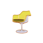 Tulip Chair (Mid Mod Pin)