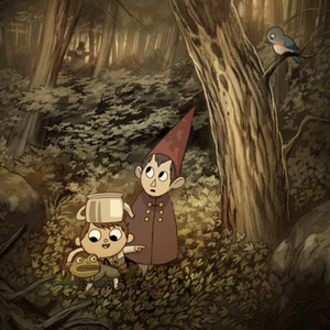 Art of Over the Garden Wall Book Signing / Concert & Art of Over the Garden Wall: Book Signing / Concert - Nucleus | Art ...