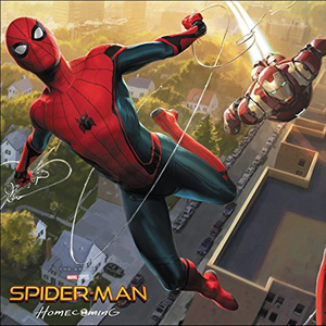The Art of Spider-Man Homecoming Panel & Book Signing