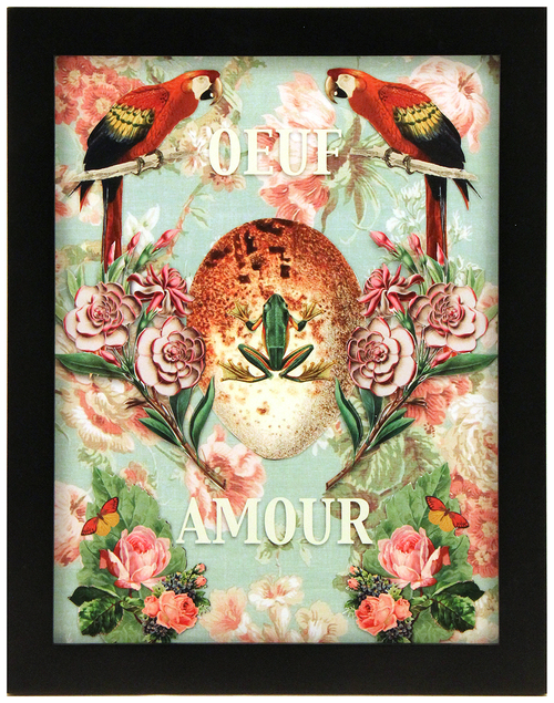 Oeuf Amour #3, Bedelgeuse