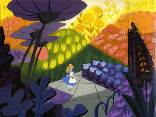 Alice, Mary Blair