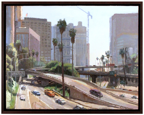 4th St over the 101, Alex Schaefer