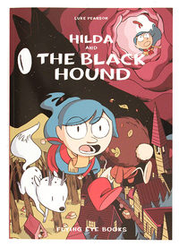 Hilda and the Black Hound, Luke Pearson