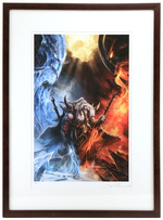 """The Last Winter Cover"" Artist Proof (FRAMED), Samwise Didier"