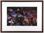 """Pandyr Charge"" Artist Proof (FRAMED), Samwise Didier"