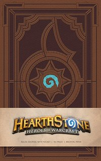 Hearthstone: Heroes of Warcraft Ruled Journal