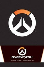 Overwatch Ruled Journal