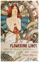 Flowering Lines: Rare Art Nouveau Graphics 1883 - 1911