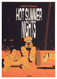 Hot Summer Nights, Freddy Carrasco