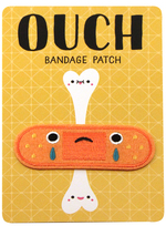 OUCH! Bandage Patch, Crowded Teeth