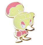 Ronto Region Quackpot (Fire) Pin