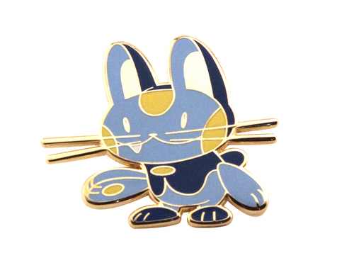 Ronto Region Pawddle (Water) Pin
