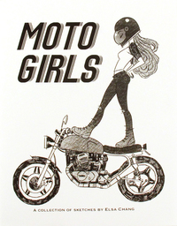 Moto Girls, Elsa Chang