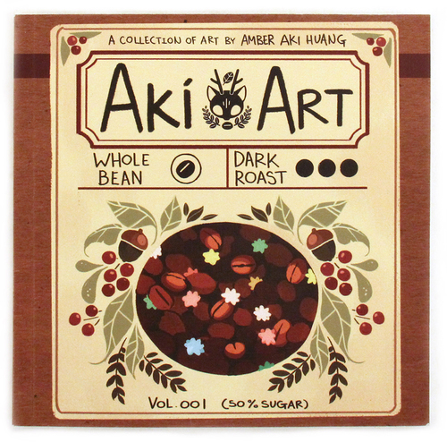 Aki Art Vol. 001, Amber Huang