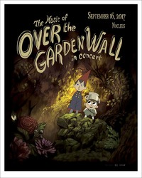 Over the Garden Wall (Color Poster), Patrick McHale