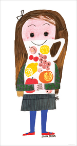 Juice Girl, Mary Blair