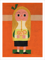 Lemonade Girl, Mary Blair